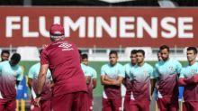 Fluminense freta voo por mais tempo de treinos antes da Copa do Brasil