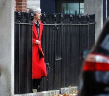 UK PM May: Getting rid of me risks delaying Brexit