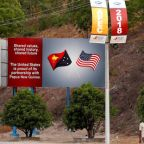At APEC, China, others woo Pacific with a boulevard, a Bible and a barbecue