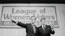 Reagan Slams Border Fence, Bush Defends Undocumented 'Good People' In 1980 Clip