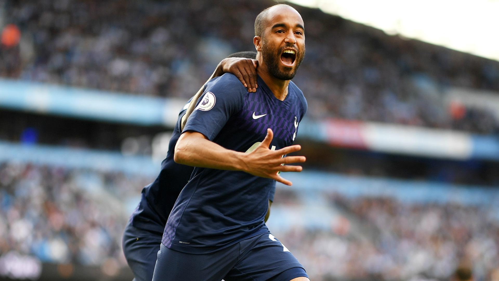Lucas Moura: Manchester City and Liverpool not invincible