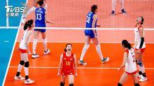 大陸女排惡戰俄羅斯 小組賽2比3苦吞三連敗