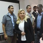 Israel PM's wife asks court to approve plea bargain over 'fund misuse'