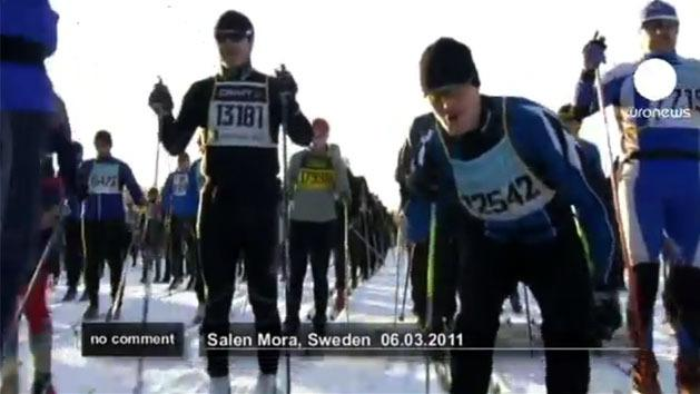 Biggest cross-country ski race in the world