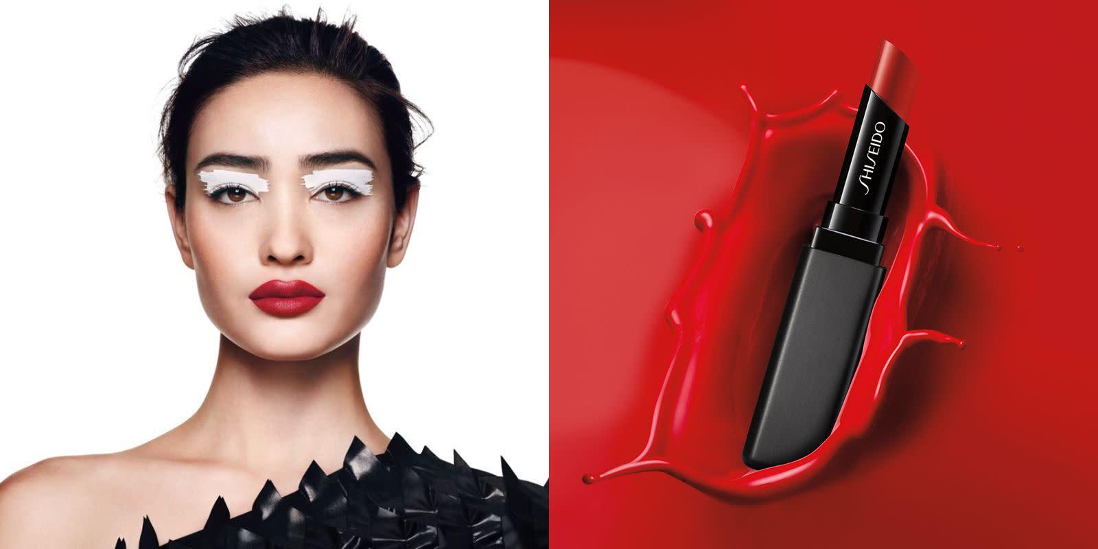 專業彩妝師、網紅潮模集體洗版! SHISEIDO MAKEUP 資生堂玩色革命,唇膏控絕對必收!
