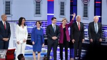 Impeachment, taxes, foreign policy grab spotlight at Democratic debate: live blog