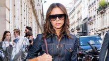 Victoria Beckham Makes Head-to-Toe Denim Look Super Chic and Wearable