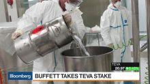 Buffett Bails on IBM While Taking Teva Stake