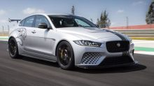 2019 Jaguar XE SV Project 8 First Drive Review | Cat track fever