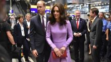 Kate Middleton's diplomatic tour wardrobe in Poland and Germany