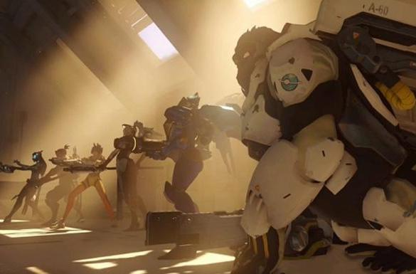 Blizzard's next game is 'Overwatch,' an online superhero shooter