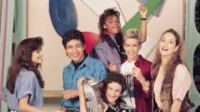 'Saved by the Bell' Cast Has Touching Reunion During Night Out -- Pic