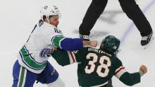 The Canucks and Jake Virtanen agree on a new 2-year contract