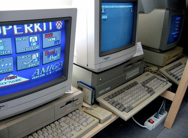 An '80s-era Amiga controls the heating for an entire school district