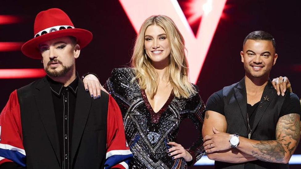 'Everyone knows who I am': The Voice star's shock radio storm off