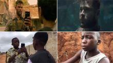 Garotos nigerianos recriam cenas de Hollywood e viram febre na internet