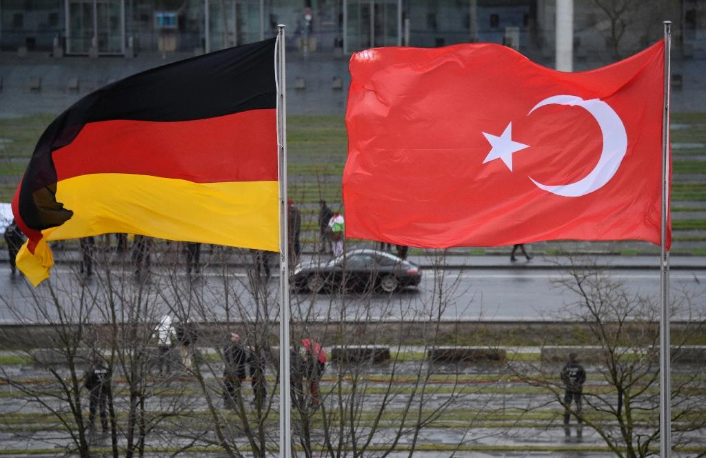 Relations between Berlin and Ankara have plumbed new lows
