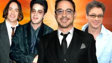 Robert Downey Jr. on the Red Carpet: A Photo History From 1984 to 'Civil War'
