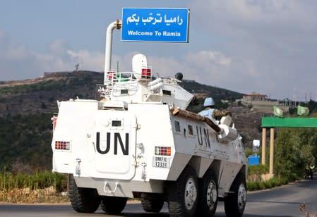 Lebanon's Hezbollah says it downed Israeli drone