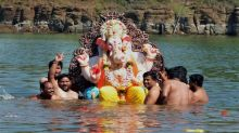 Ganpati Visarjan 2018: Arabian Sea Vomits Thousands of Dead Fishes, Turtles at Juhu & Dadar Beaches Following 7th Day Immersion