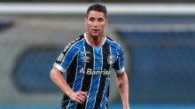 No Grêmio, Thiago Neves tem sido pior até do que foi no Cruzeiro de 2019