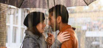 Felicity Jones shares secrets of movie rain scenes