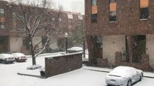 Philadelphia Sees Biggest November Snow in Nearly 30 Years