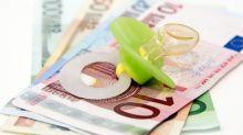 Umsatzbeteiligungen können Elterngeld erhöhen