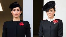 Duelo de moda: Kate Middleton vs. Meghan Markle