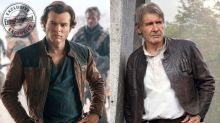 Harrison Ford was a covert adviser to Solo: A Star Wars Story