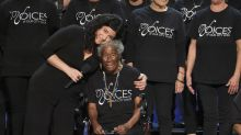 Homeless choir finds a voice on 'AGT': 'Somebody wants to hear from me — and I'll be singing loud!'