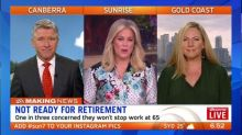 New study reveals Aussies scared to retire at 65