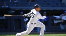 Yankees 2B Gleyber Torres not going on IL, considered day to day