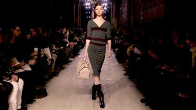 Style.com Fashion Shows - Victoria Beckham: Fall 2012 Ready-to-Wear