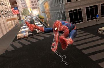 New shots of Spider-Man 3