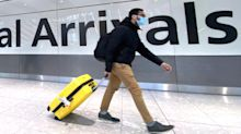 Air travel yet to meaningfully restart, says UK industry