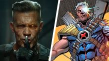 Deadpool 2 star Josh Brolin revealed in first look at Cable