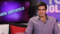 David Copperfield on THE AMAZING RACE and Advice for Aspiring Magicians