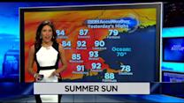 WBZ AccuWeather Forecast for September 3