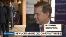 Newmont CEO Still Interested in Buying Kalgoorlie Stake