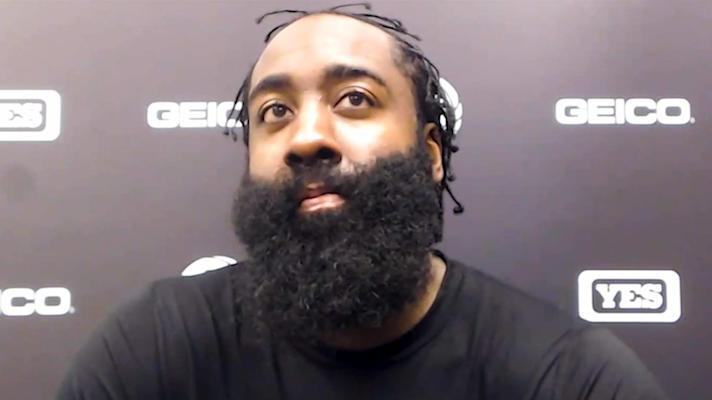 James Harden 'very confident' he'll return to Nets before playoffs