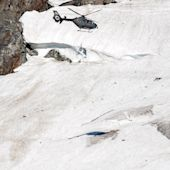 Pilot's body found after fighter jet crash in Swiss Alps