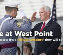 VP Pence tells West Point grads they should expect to see combat