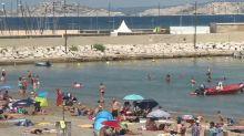 Pollution : des plages interdites à la baignade à Marseille