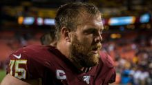 Brandon Scherff's goal is to stay in Washington past this year