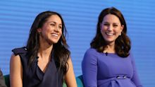 Why isn't Kate Middleton supporting women's issues like Meghan Markle?