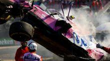 """Stroll-Crash in Mugello: """"Dreifaches Pech"""" für Racing Point"""