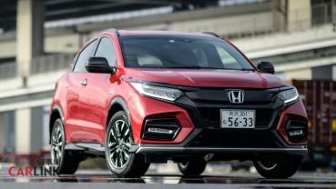 HONDA新一代HR-V走高級化路線?台灣2021年第四季前導入國產有望!