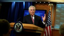 U.S.' Tillerson sees possible path to North Korea dialogue 'in near future'