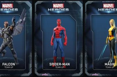 The full scoop on Marvel Heroes' team-ups